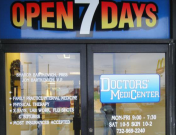 Doctors Medi Center Door Front, 835 Roosevelt Ave, Carteret, New Jersey