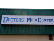 Doctors Medi Center Sign, 835 Roosevelt Ave, Carteret, New Jersey